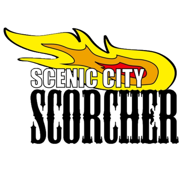 2020 Virtual Scenic City Scorcher  ~ 2 Mile Walk or Run Logo