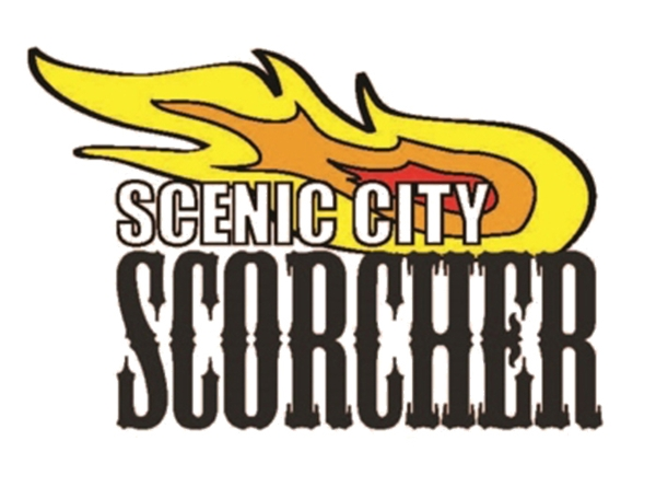 Scenic City Scorcher 2 Mile Race Logo