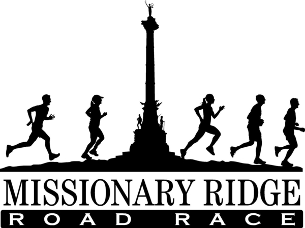 Missionary Ridge Road Race Logo
