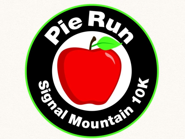 2019 Signal Mountain Pie Run Logo