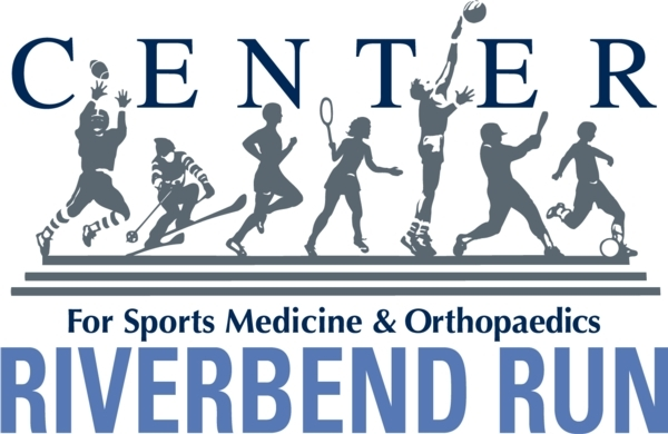 Center For Sports Medicine Riverbend Race Logo